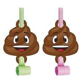 Blowouts-Poop Emoji-8pk