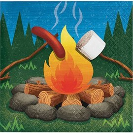 Napkins-BEV-Camp Out-16pk-2ply