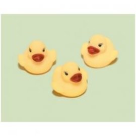 Baby Shower Favors-Rubber Ducks-3pk