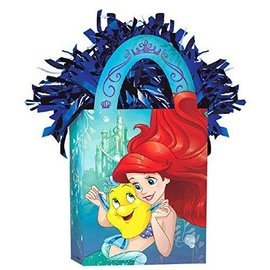 Balloon Weight-Little Mermaid Mini Tote-5.7oz