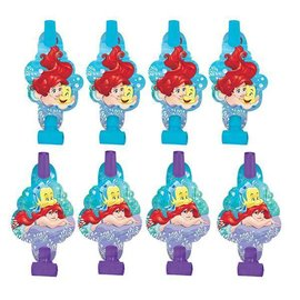 Blowouts-Little Mermaid Ariel-8pk