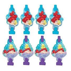 Blowouts-Little Mermaid Ariel-8pk
