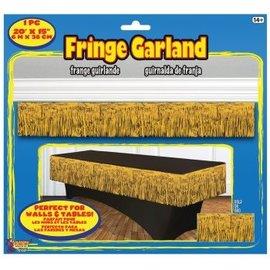 Fringe Garland Gold