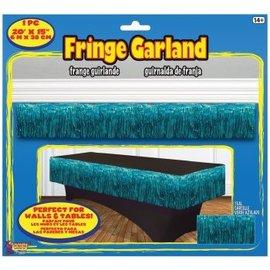 Fringe Garland Teal