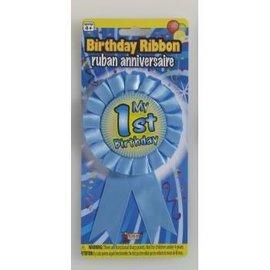 Award Ribbon My 1st Birthday