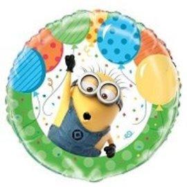 Foil Balloon - Despicable ME Minion