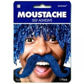 Mustache-Blue