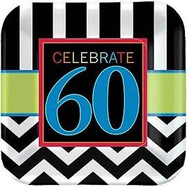 Plates LN - 60th Celebration