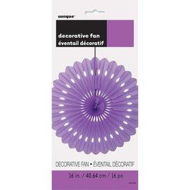 Paper Fan - Purple