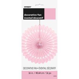 Paper Fan - Light Pink