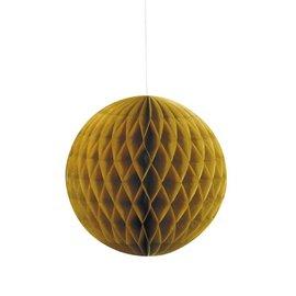 Honeycomb Ball - Gold