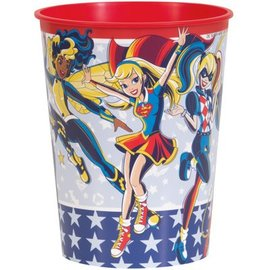 Favour Cup - DC Super Hero Girls
