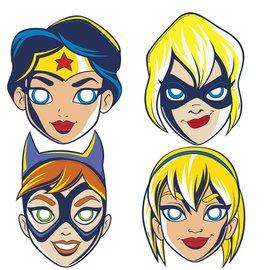Masks - DC Super Hero Girls