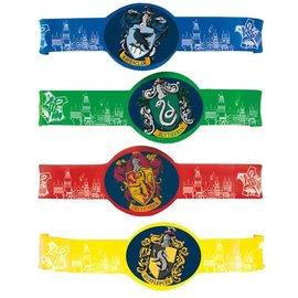 Bracelets-Harry Potter-4pk