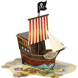 Centerpiece - Pirate Map