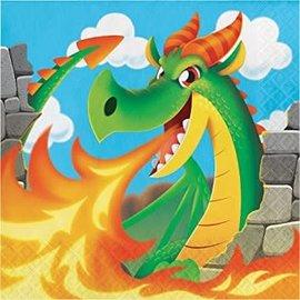 Napkins LN - Dragon Party