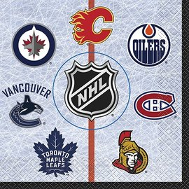 Napkins LN - NHL