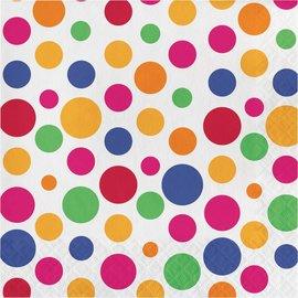 Napkins LN - Party Dots