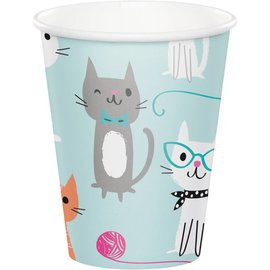 Cups - Purr-Fect Party