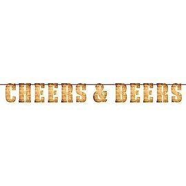 Banner - Cheers and Beers