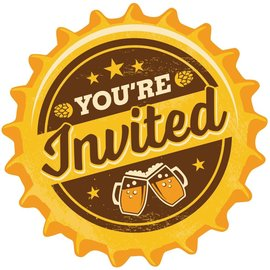 Invites - Cheers and Beers