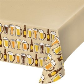 Tablecover - Cheers and Beers