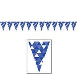 Banner - Cobalt Fractal