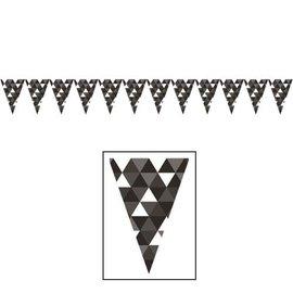 Banner - Black Velvet Fractal