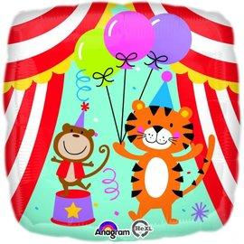 Foil Balloon - Circus