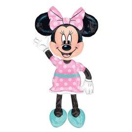 Foil Balloon - Minnie Mouse (Air Walker)