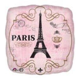 Foil Balloon - Paris