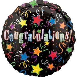 Foil Balloon - Congratulations
