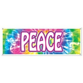 Banner - Peace