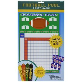Football Pool Party Game