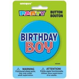 Button - Birthday Boy