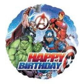 Foil Balloon - Avengers