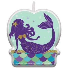 Candle - Mermaid
