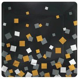 Plates BEV - Sparkling Confetti