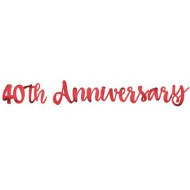 Banner- 40th Anniversary-5ft