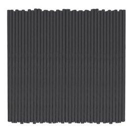 Plastic Drink Stirrers (1000PK) Black
