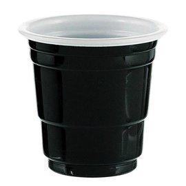 Shot Glasses - Black - 30pk