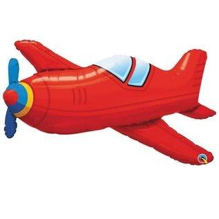 """Foil Balloon - Airplane (36"""")"""