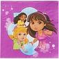 Napkins - LN - Dora & Friends (16PK)- Discontinued