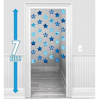 String Decorations- Baby Boy- 7ft (Long) x 42ft (Decorating)