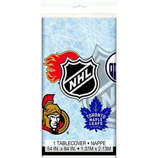 "Tablecover- NHL- 54"" x 84"""