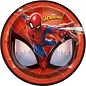 Lunch Paper Plates- Spiderman- 8pk/8.625""