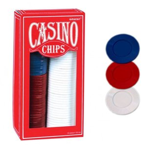 Poker Chips- Casino- 150pcs