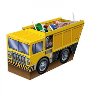 Dump Truck - 3-D Centerpiece