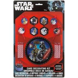 Cake Decorating Kit- Star Wars-16pcs