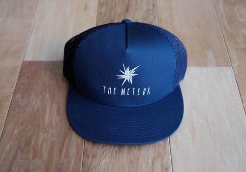 The Meteor Trucker Hat Navy